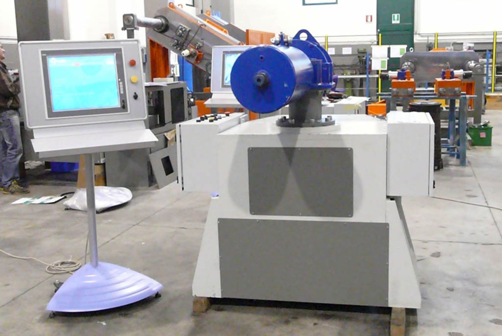 Italcontrol Actuator Test Benches